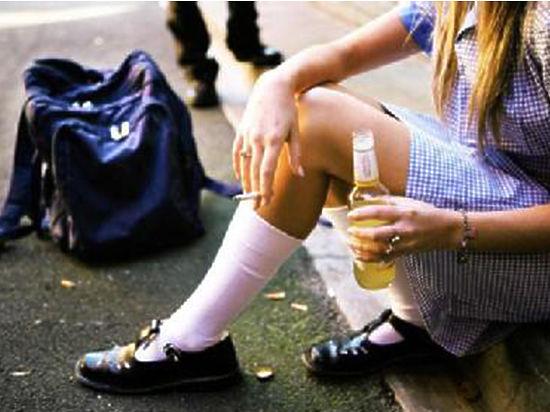 Курение, алкоголь, наркотики в цифрах и фактах