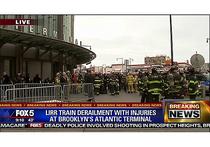 Авария поезда LIRR подозрительно похожа на катастрофу в Хобокене