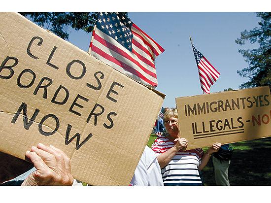 Нелегальная иммиграция и преступность