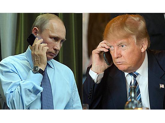 Трамп боится встречи с Путиным?