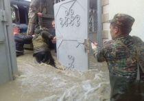 В Советском районе Ставрополья ситуацию паводка на месте контролирует губернатор