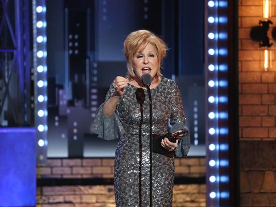 В Нью-Йорке в 71-й раз назвали победителей главной театральной премии «Тони»