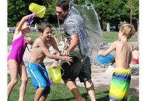 Советы родителям: чем занять детей летом