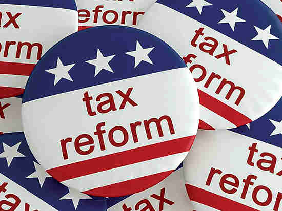 Налоговая реформа Трампа