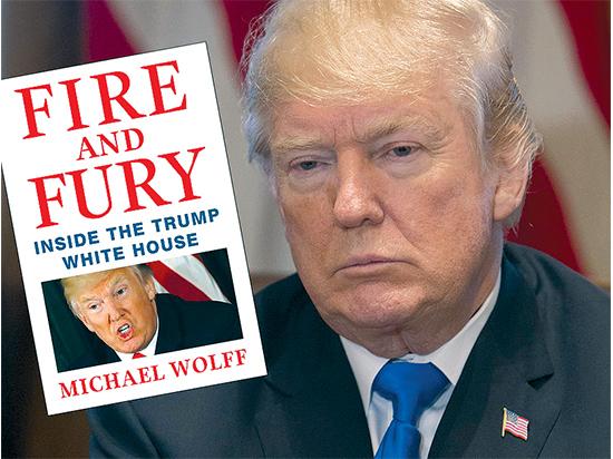 Пресса в восторге от разоблачительной книги о Трампе