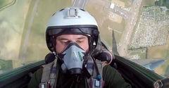 Фигуры высшего пилотажа на МиГ-29 для Вас